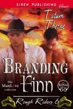 Branding Finn [Rough Riders 6]