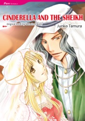 CINDERELLA AND THE SHEIKH(Harlequin Comics)