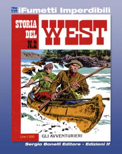 Storia del West n. 2 (iFumetti Imperdibili) Libro Cover