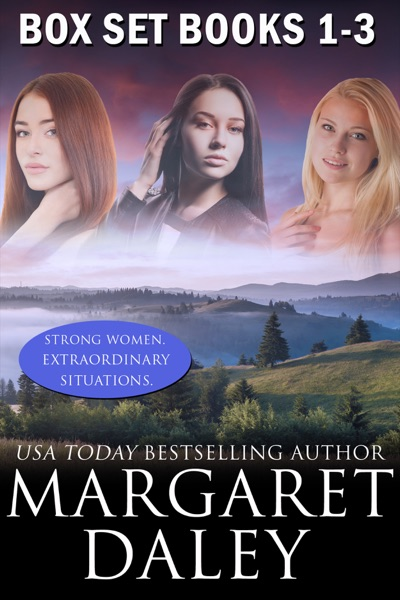 Strong Women, Extraordinary Situations Box Set (Books 1-3) - Margaret Daley book cover