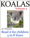Cute Koalas Read It Book For Children 4 To 8 Years