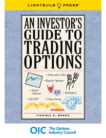 An Investor's Guide to Trading Options book