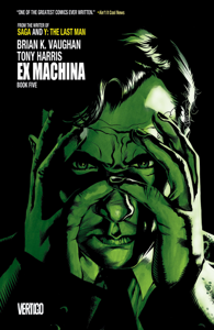 Ex Machina Book Five Copertina del libro