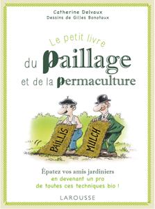 Le petit livre du paillage et de la permaculture La couverture du livre martien