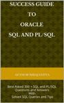 Oracle SQL And PLSQL