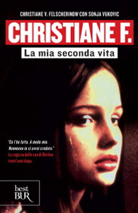 Christiane F. Book Cover