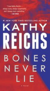 Bones Never Lie (with bonus novella Swamp Bones) Book Cover