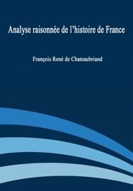 Analyse Raisonn E De L Histoire De France