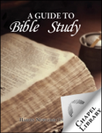 A Guide to Bible Study
