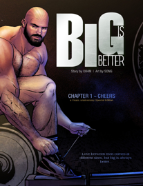Big Is Better - Chapter 01