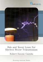 Pole and Tower Lines for Electric Power Transmission