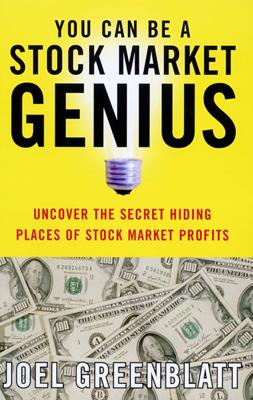 Joel Greenblatt - You Can Be a Stock Market Genius book