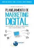 Planejamento de Marketing Digital Book Cover