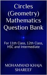 Circles (Geometry) Mathematics Question Bank