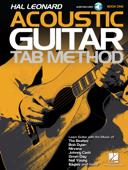 Hal Leonard Acoustic Guitar Tab Method- Book 1