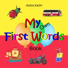 My Own First Words Book