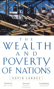 Wealth And Poverty Of Nations Copertina del libro