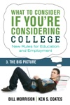 What To Consider If Youre Considering College  The Big Picture