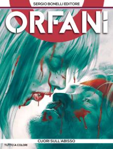 Orfani 10. Cuori sull'abisso Libro Cover