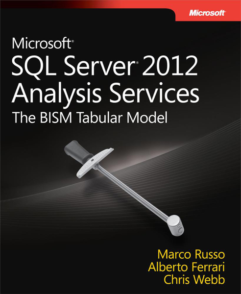 Microsoft® SQL Server® 2012 Analysis Services
