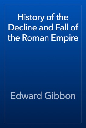 History of the Decline and Fall of the Roman Empire book cover