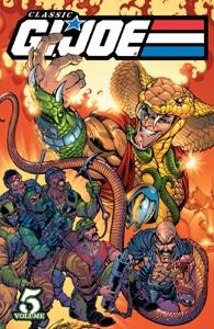 G.I. Joe: Classic Volume 5 Book Cover