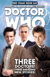 Doctor Who Free Comic Book Day