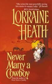 Never Marry a Cowboy PDF Download