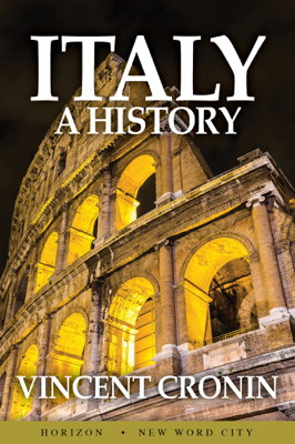 Italy: A History - Vincent Cronin book