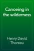 Henry David Thoreau - Canoeing in the wilderness artwork