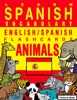Learn Spanish Vocabulary: English/Spanish Flashcards - Animals