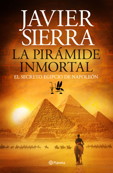 La pirámide inmortal por Javier Sierra