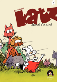 Katz - Journal d'un chat - Tome 2
