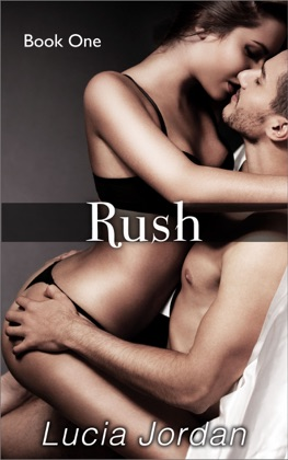 Rush book cover