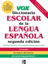 VOX Diccionario Escolar 2nd Edition