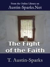 The Fight Of The Faith