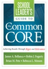 School Leaders Guide To The Common Core
