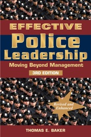 EFFECTIVE POLICE LEADERSHIP 3RD EDITION