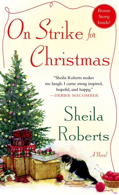 on strike for christmas by sheila roberts on apple books rh itunes apple com
