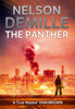 Nelson DeMille - The Panther artwork