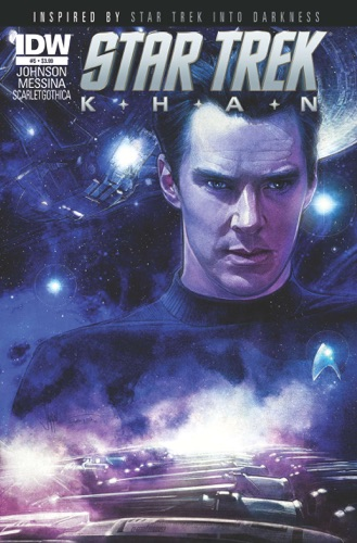 Mike Johnson, David Messina & Paul Shipper - Star Trek: Khan #5