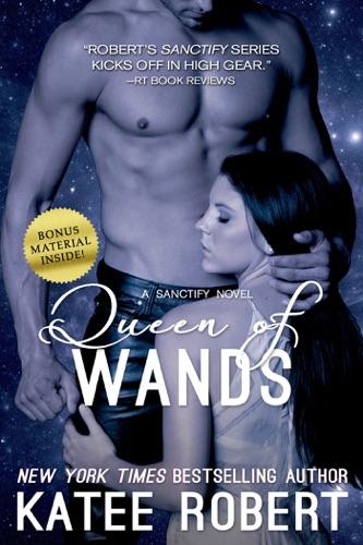 Katee Robert - Queen of Wands