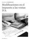 Modificaciones En El Impuesto A Las Ventas IVA