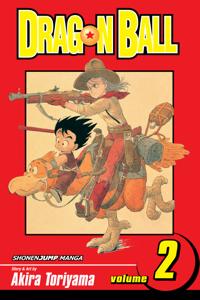 Dragon Ball, Vol. 2 Boekomslag