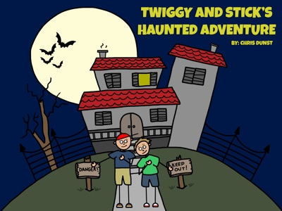 Twiggy and Stick's Haunted Adventure