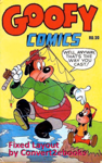 Goofy Comics No.20 (Bagshaw Bear, Gooligan)