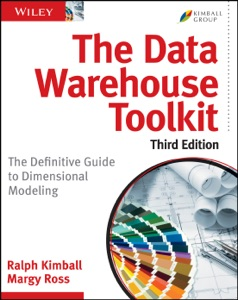 The Data Warehouse Toolkit Book Cover