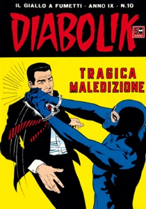 DIABOLIK (164) da Luciana Giussani & Angela Giussani
