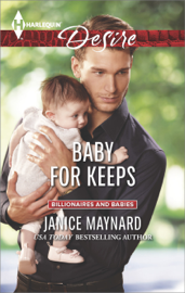 Baby for Keeps book