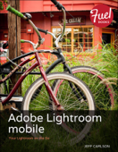Adobe Lightroom mobile Book Cover